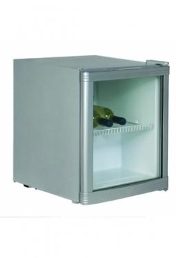 Kleinkühlschrank mit Glastüre