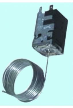 Kältespeicher-Thermostat Tix