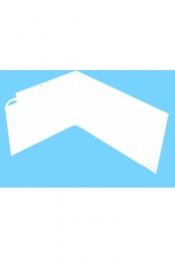 Platten-Tauscher gebogen (L-Verdampfer)
