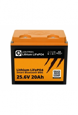 LIONTRON® Lithium LiFePO4 LX Smart BMS..