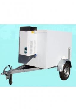 Miet-Kühlanhänger, Gesamtgewicht 750 kg