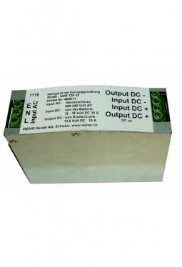 Netzgerät mit Vorranschaltung NDR 12-120