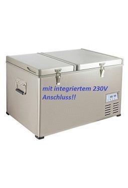 Kompressor Kühlbox WEMO B75DX  A++
