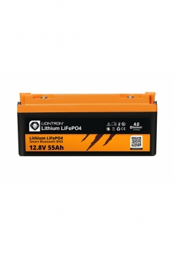 LIONTRON® Lithium LiFePO4 LX Smart BMS 12,8V 55Ah