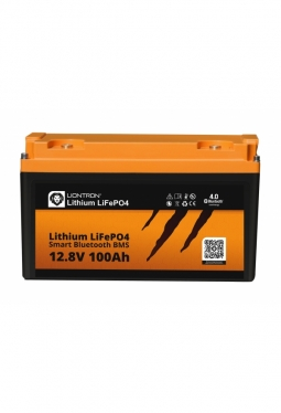 LIONTRON® Lithium LiFePO4 LX Smart BMS 12,8V 100Ah