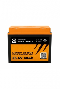 LIONTRON® Lithium LiFePO4 LX Smart BMS 25,6V 40Ah