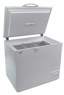 Solar-Kühltruhe Sundanzer DCR 165, 12/24 Volt