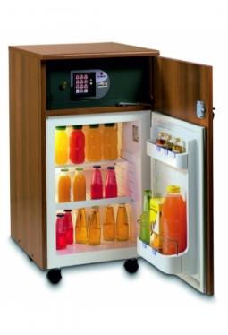 Minibar WEMO 420 BAR mit Warmfach