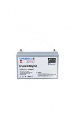 WEMO Lithium LiFePO4 BMS 12,8V 100Ah