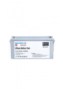 WEMO Lithium LiFePO4 BMS 12,8V 150Ah