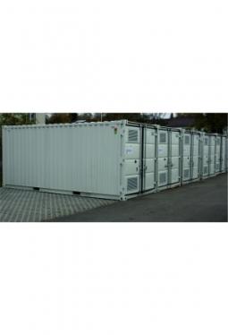 Miet-Tiefkühlcontainer 20 Fuss